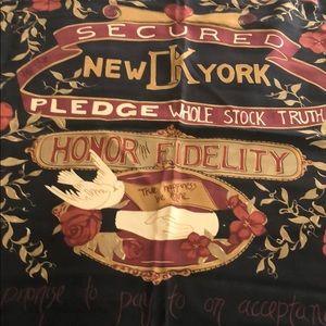 Dkny Accessories - DKNY silk scarf